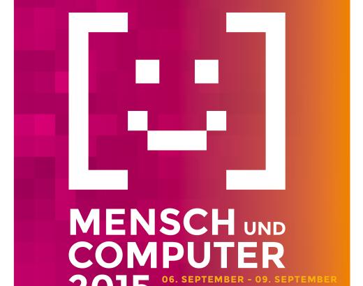 Mensch und Computer 2015 Logo